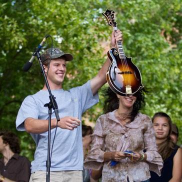 2013 mandolin contest winner