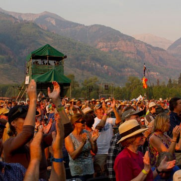 Telluride Bluegrass Festival: Sunday, June 18, 2017