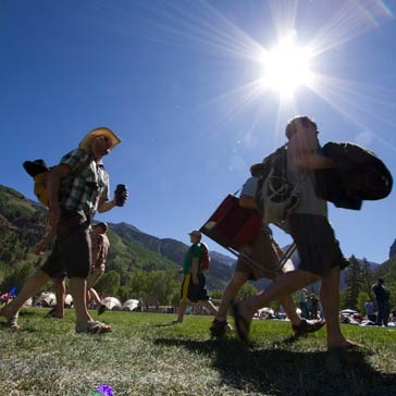 Telluride Bluegrass Festival: Thursday, June 15, 2017