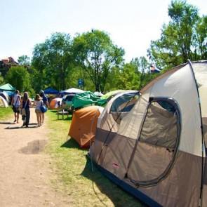 Kinfolk onsite campground