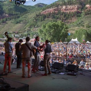 Telluride Bluegrass Festival: 4-Day Pass