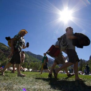 Telluride Bluegrass Festival: Thursday, June 16, 2016