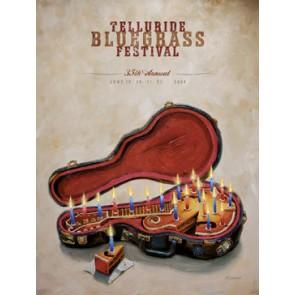 2008 Telluride Bluegrass Festival Poster