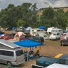 RockyGrass Camping: Bohn Park Vehicle